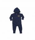 navy onesie